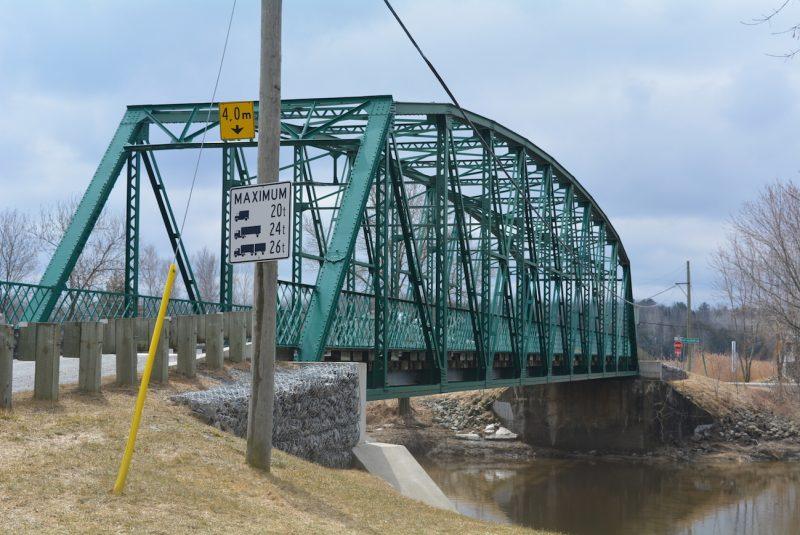 Le pont Provost, fermé à la circulation depuis janvier, devrait être réouvert à la circulation d'ici la fin de l'année 2018.