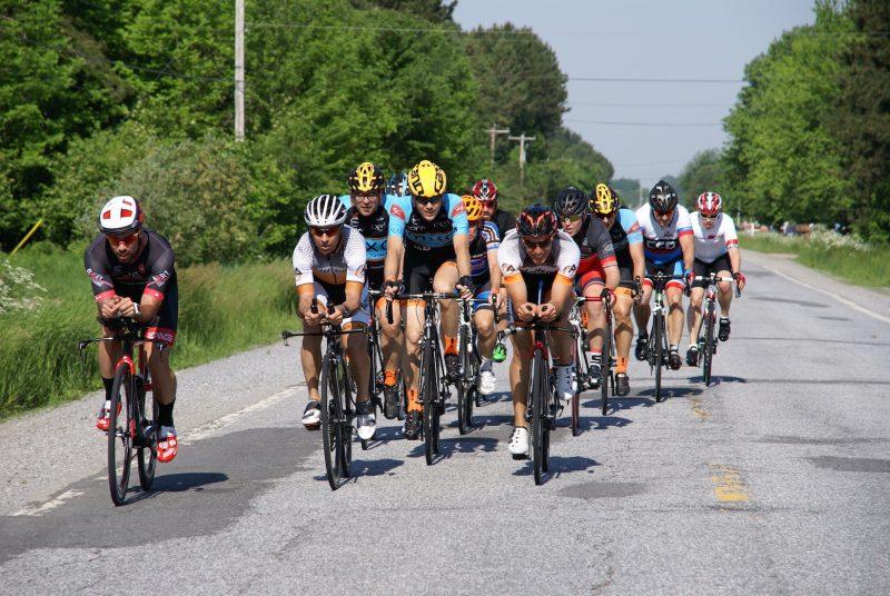 Le 11e Défi cycliste de la Fondation Santé Daigneault-Gauthier aura lieu le dimanche 10 juin à travers la MRC d'Acton. (photo courtoisie Fondation Santé Daigneault-Gauthier)