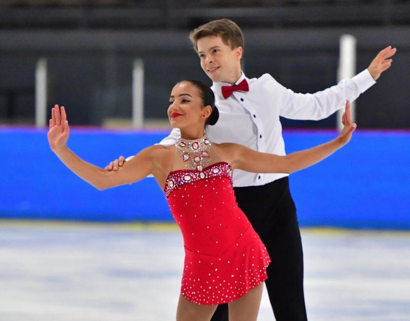 Steven Lapointe et Chloé Panetta ont mis fin à trois ans de partenariat sur la patinoire.