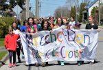 Un record pour le 12e Marche-Don de l'école de la Croisée