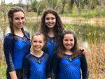 Quatre athlètes des Élans ont représenté le Québec