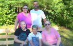 Une famille unie pour appuyer Denis Desmarais