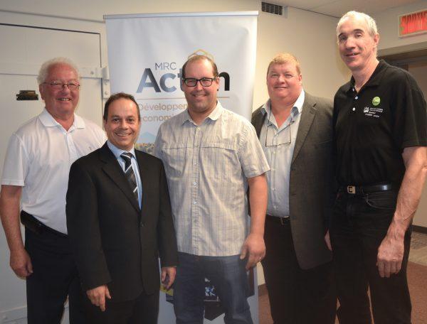 La MRC d'Acton veut récompenser l'innovation