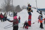 Une fête réussie à la Féerie des neiges