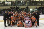 Les Lions d'Acton Vale couronnés champions