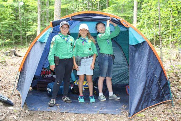 Les scouts de Valcourt ont besoin de renfort