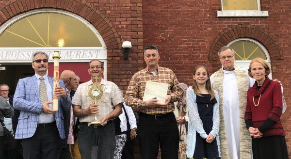 Une nouvelle vocation pour l'église de Lawrenceville