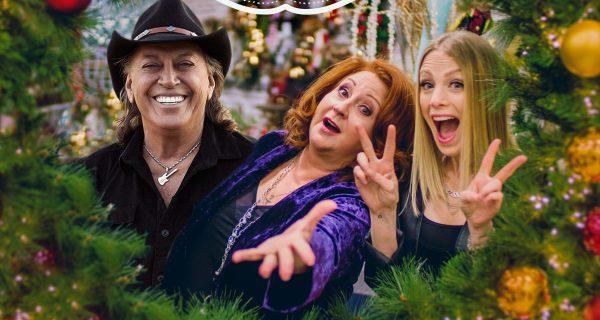 Trois artistes s'unissent pour célébrer un Noël country à Upton