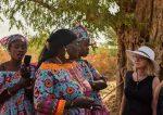 Jocelyne Ravenelle partage son savoir-faire au Sénégal