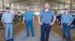Un appel à l'achat local de produits laitiers