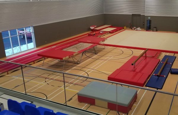 Le Club de gymnastique d'Acton Vale cherche un nom