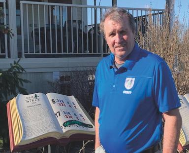 Alain Gagnon s'engage avec le Club de golf Miner